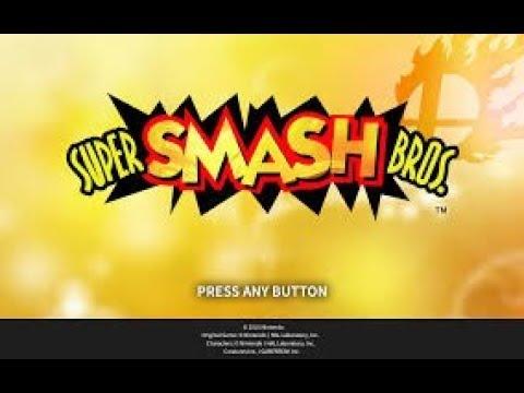 Download Smash 64 intro-Smash Ultimate style