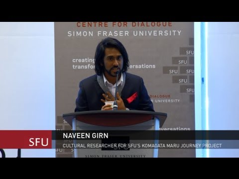 Naveen Girn, Reconciling Injustices in a Pluralistic Canada