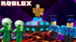 ROBLOX JAILBREAK ALIEN UPDATE -ROBLOX ALIEN AND UFO JAILBREAK UPDATE