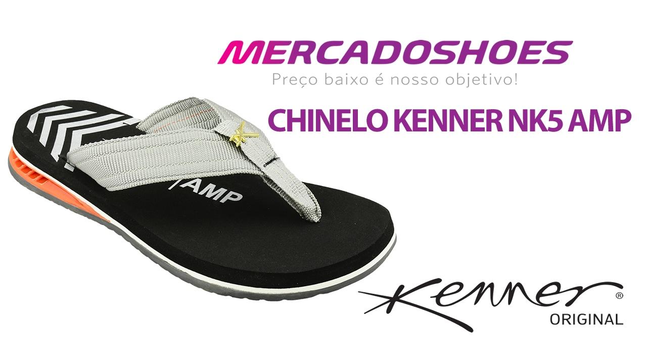 4e13d8c09 Chinelo Kenner Nk5 AMP - Masculino e Feminino - Atacado e Varejo ...