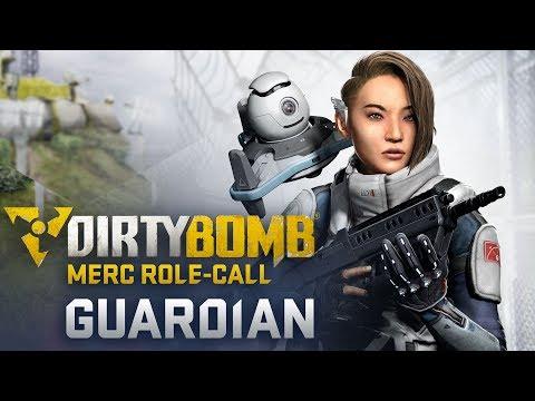 Dirty Bomb: Guardian - Merc Role Call