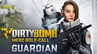 Dirty Bomb: Guardian - Merc Role Call
