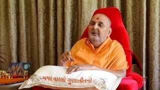Guruhari Darshan 30 Apr 2015 - Pramukh Swami Maharaj's Vicharan