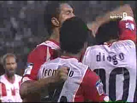 Paok-Olympiakos 1-1 (Luis Santo Diogo 41