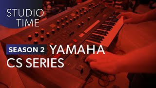 Yamaha Cs Synthesizers - Studio Time:... @ www.OfficialVideos.Net