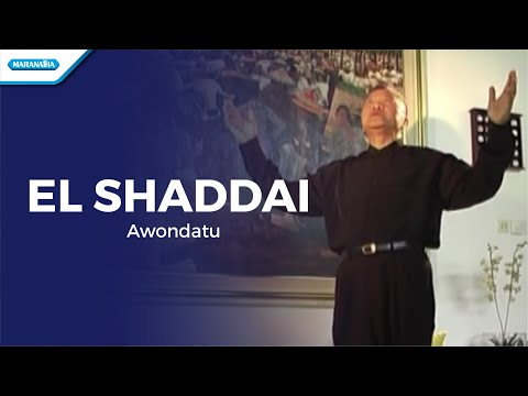 Pdt. J. E. Awondatu - El Shaddai (Official Music Video)