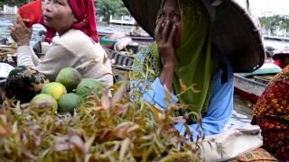 "Pasar Terapung Muara Kuin ""Warisan Nenek Moyang Orang Banjar"""