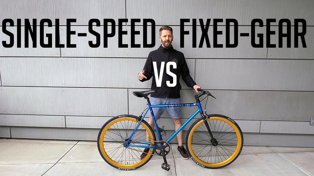 single speed vik