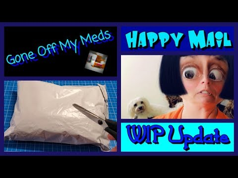 Happy Mail ~ WIP Update ~ GOMMTube #223
