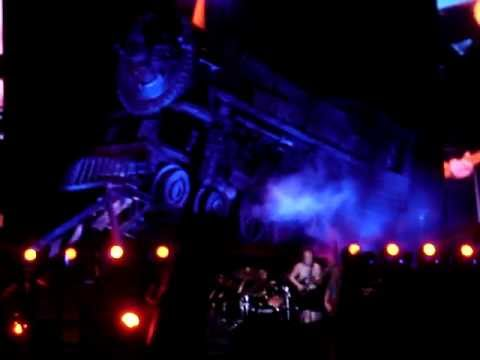 Hells Bells - AC/DC Black Ice World Tour - São Paulo