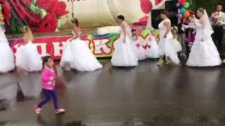 Парад невест г.Шилка 2017