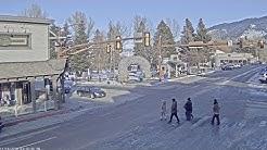 Jackson Hole Wyoming USA Town Square Live Cam - SeeJH.com