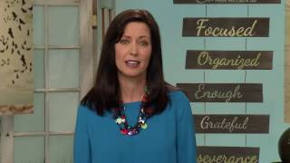 Numbers Bible Study by Melissa Spoelstra - Promo Video
