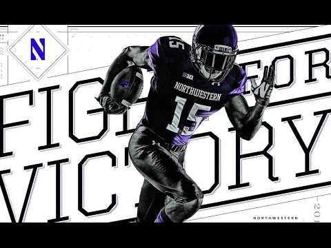 "Northwestern Wildcats Football 2016-17 Season Hype || ""Chicago"