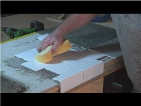 Grouting Techniques How To Grout Ceramic Tiles Youtube