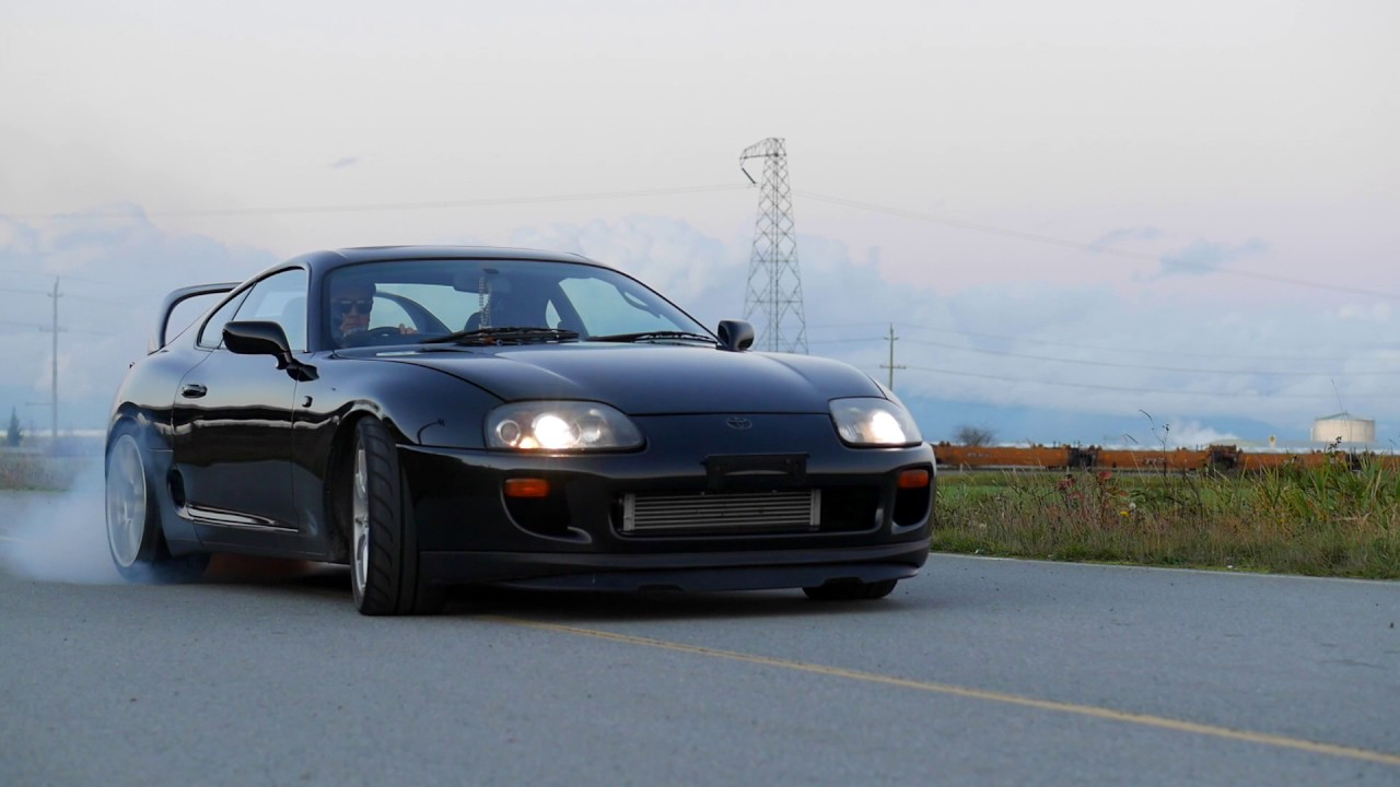 1993 JDM Toyota Supra