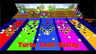 Don't be sluggish - download Turbo Snail Racing now, its a fairgrou...