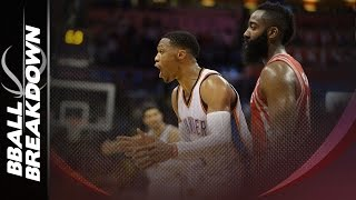 Is James Harden Better Than Russell Westbrook?