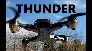 ScharkSpark FQ35 Thunder with Camera FLIGHT REVIEW