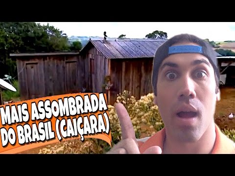 A CASA MAIS ASSOMBRADA DO BRASIL (CAIÇARA) ✝ - RELATOS SOBRENATURAIS #7
