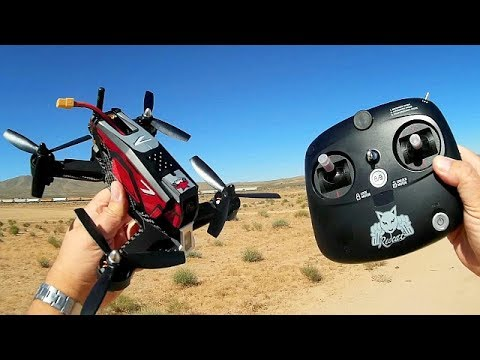 Redcat Carbon 210 RTF FPV Racing Drone Flight Test Review