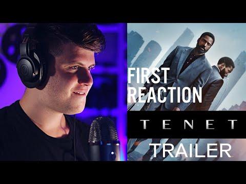 TENET – Final Trailer [FIRST REACTION]