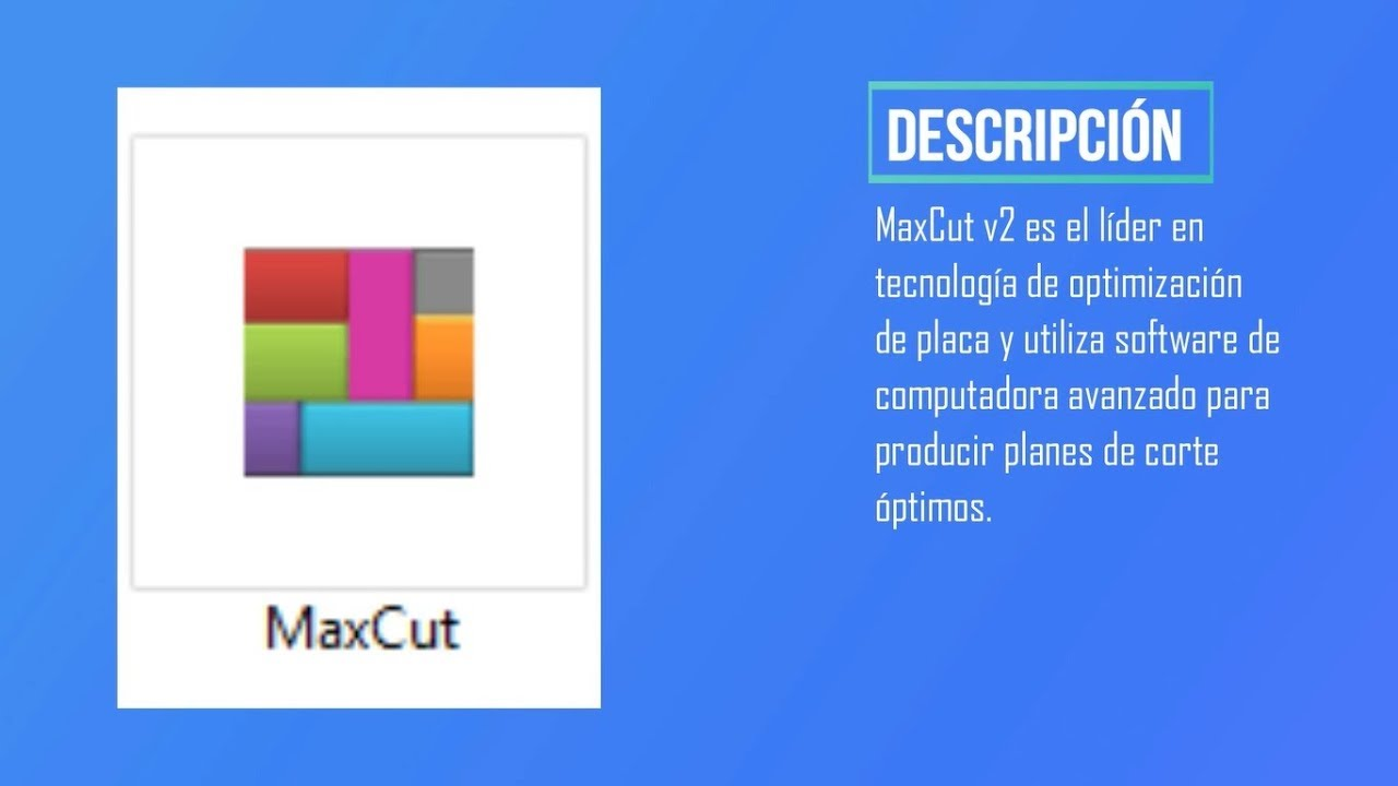 LGANCIA: MAX CUT (Optimizador de corte) by Lgancia diseño y construccion