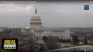 The Real News Inauguration 2017 Live Stream