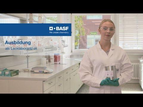 Ausbildung Als Lacklaborant /-in Bei Der BASF Coatings In Münster