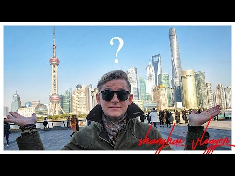 The best city in the world? | Shanghai Vlog