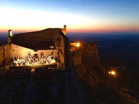 Gala Opening concert of the 4th Marvão International Music Festival in Portugal (21.7.2017)