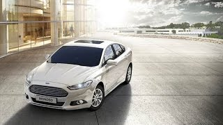 2016 Ford Mondeo Vignale