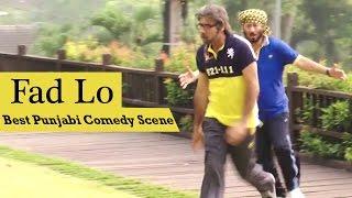 Punjabi Comedy Scene - Fad Lo || Jaswinder Bhalla - Binnu Dhillon || Comedy 2015