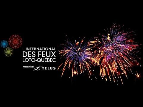 L'International des Feux Loto-Québec July 5, 2014 - Italy