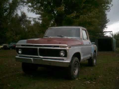 1985 ford f250 4x4 conversion
