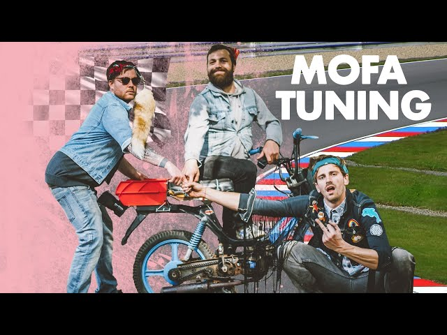 Mofatuning - Kann man so ein Rennen gewinnen?