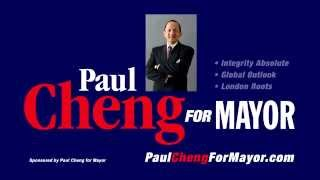 Paul Cheng for Mayor