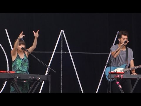 Oh Wonder - Without You – Outside Lands 2016, Live in San Francisco