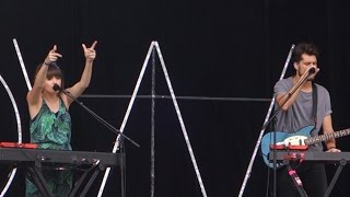 Video Oh Wonder - Without You – Outside Lands 2016, Live in San Francisco download MP3, 3GP, MP4, WEBM, AVI, FLV Juli 2018