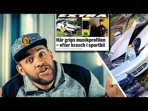 Hamnar i Olycka med stor YouTube kändis | STORYTIME