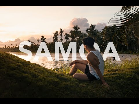 SAMOA -  Our First Vlog!