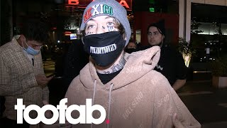 Lil Xan Backs Legalization Of Psychedelics To Combat Depression | toofab
