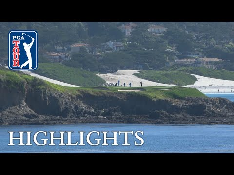Highlights | Round 2 | AT&T Pebble Beach