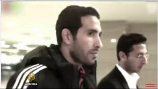 Reaction on AJE to Egypt Government putting football star Mohamed Aboutrika on terror watch list