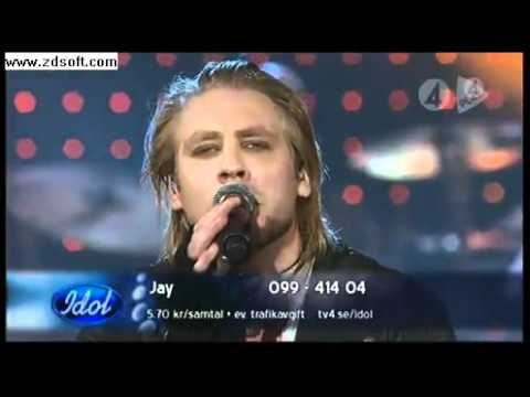 Jay Smith  Here Without You  Idol 2010