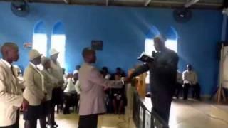 UCCSA amabutho egqoka