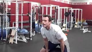 Tim Lisecky Combat Challenge Training 2011