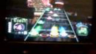 Aaron ash playing GH3 (paint it black expert)