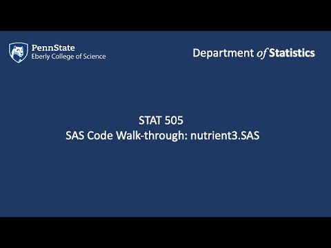 1 6 - Example: Generalized Variance   STAT 505