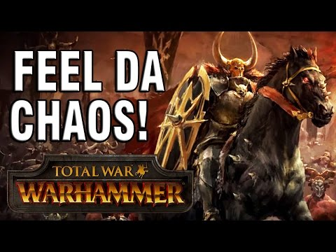 Total War: Warhammer - Warriors Of Chaos Campaign (#2)